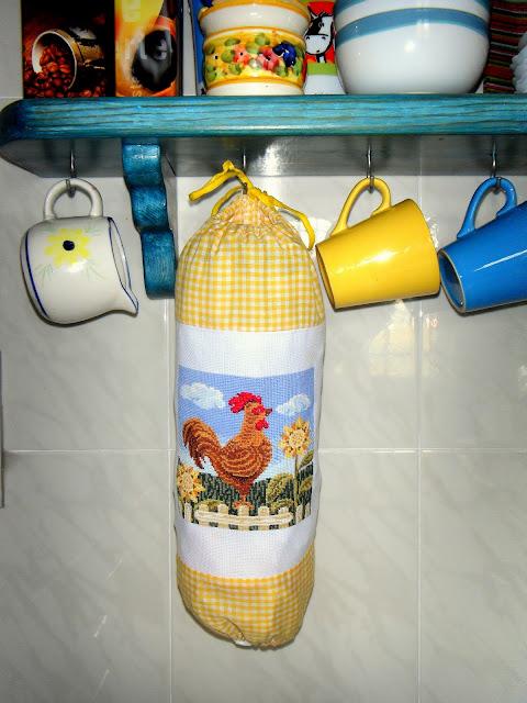 Bolsas de plastico 4 aprender manualidades es - Dispensador bolsas plastico ...