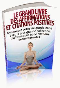 Citation Positive et Affirmation positive