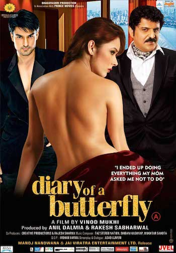 Diary of a Butterfly 2012 Hindi Movie Download