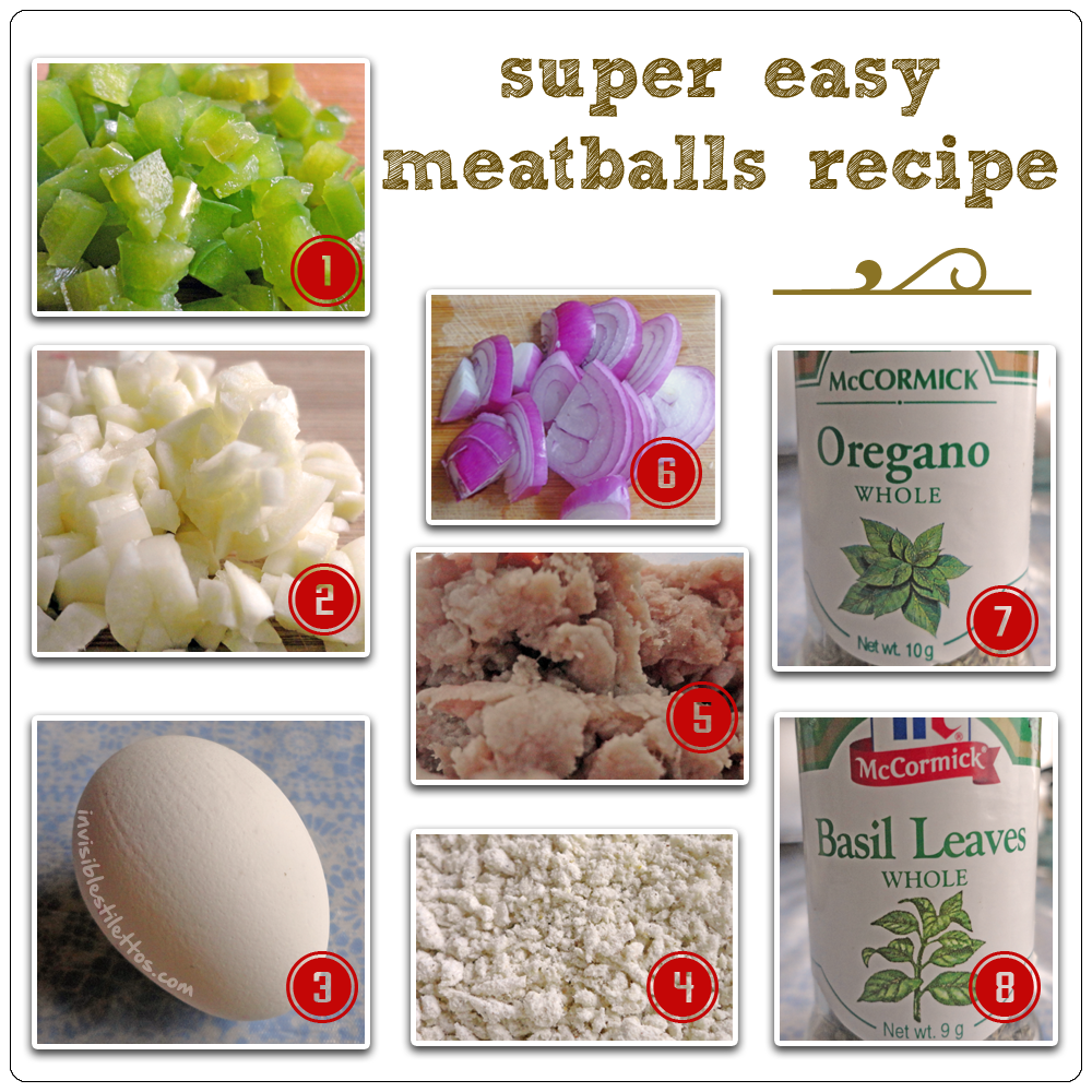 Super Easy Meatballs Recipe