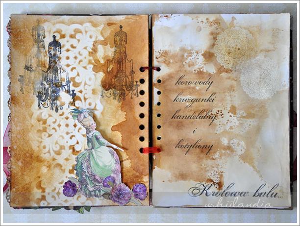 artżurnal - scrapbooking ushii