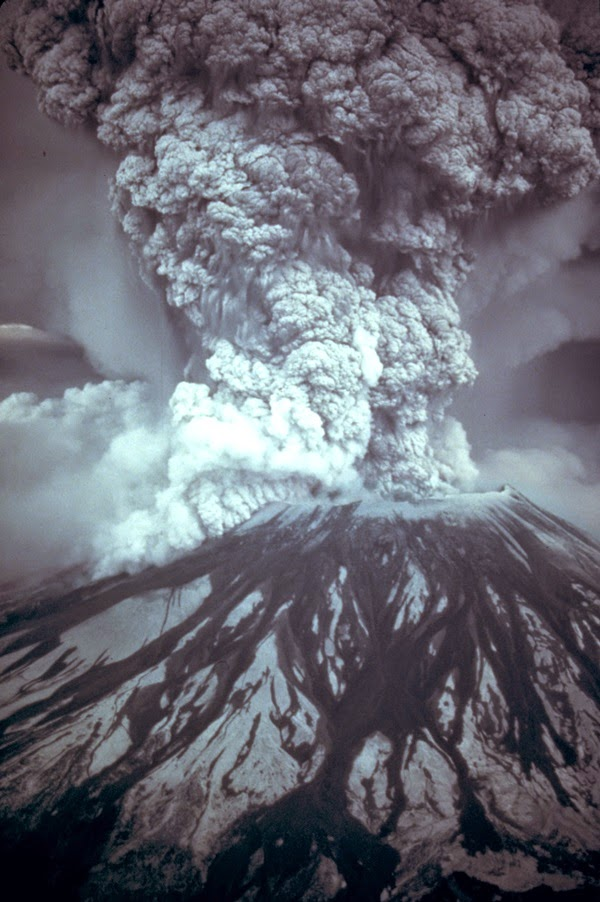 St. Helens Eruption