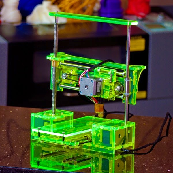QU-BD 3d printer