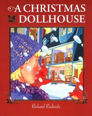A Christmas Dollhouse