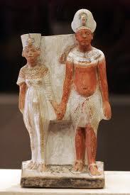 FARAÓN: Akenatón y Nefertiti