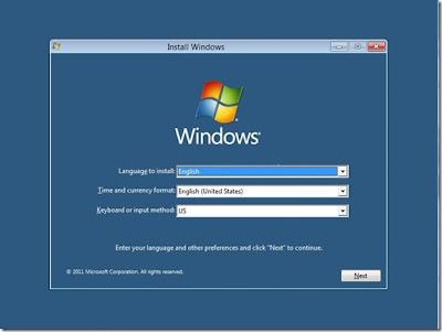 windows 8, instalação, guia de instalação