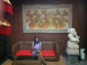 Teresia Widia, Saya Menjual Pie Susu Bali