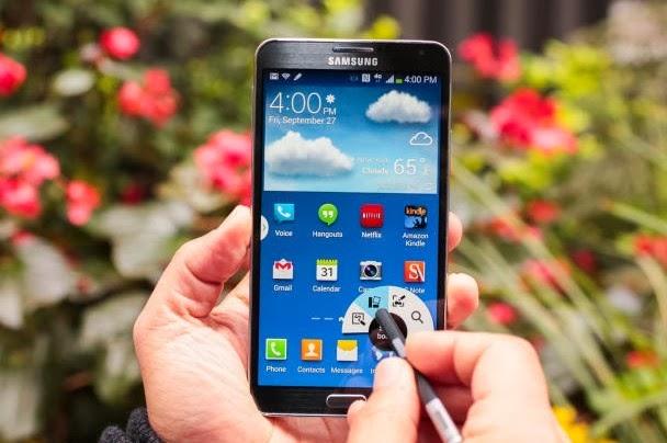 Sécuriser Samsung Galaxy Note 3 avec un VPN