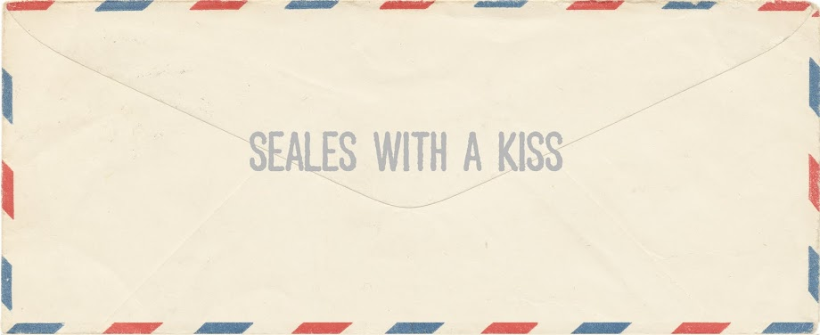 seales with a kiss