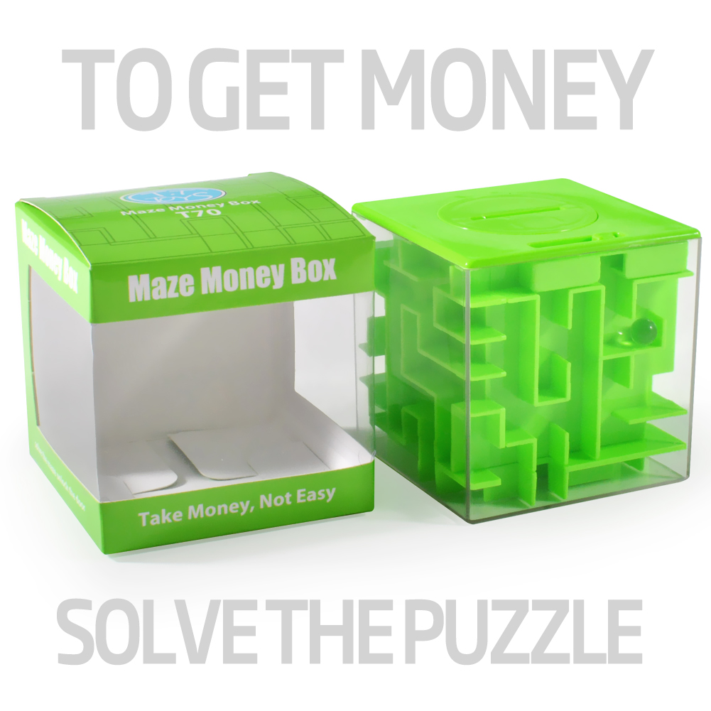 Heather\'s Blog, Opinions & Ideas: Old School Money Maze Game - Give ...