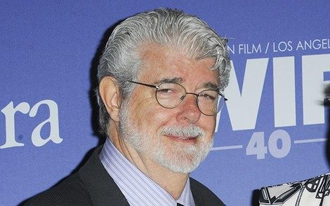 George Lucas Star Wars 7