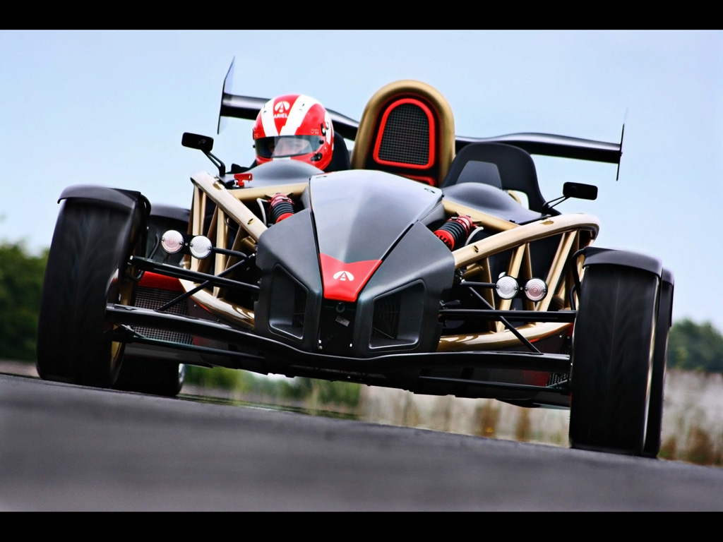 Ariel Atom V8 The Car Club