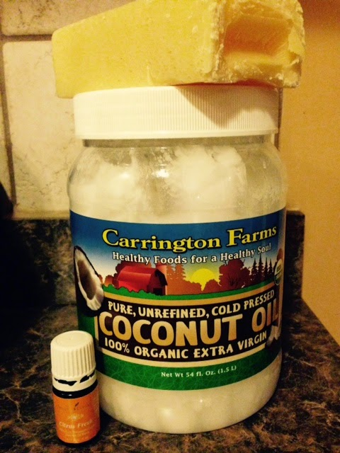 Beauty Begins with Biscotti: Coconut Oil