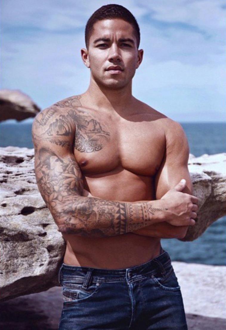 Calvin 120717 02 | Fresh Face Male Models by Roxana Perez