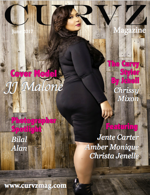 Curvz Magazine June 2017