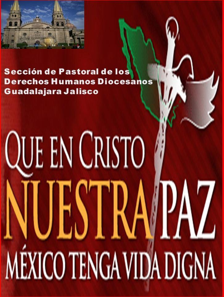 SECCION DE PASTORAL DE LOS DERECHOS HUMANOS
