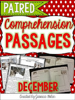 https://www.teacherspayteachers.com/Product/Paired-Passages-December-1588423