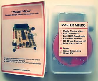 Mahir Mikrokontroller TANPA KURSUS