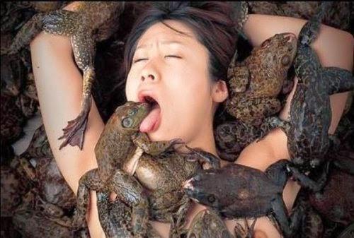 Imagens que comprovam que os japoneses são bizarro