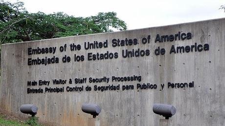 Embajada de EEUU en Caracas suspende temporalmente emisión de citas para visas de turistas