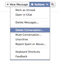 khôi phục lại tin nhắn đã xóa trên facebook 3