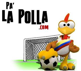 web especializada en pollas y futbol asi suelen recibirte en las redes ...