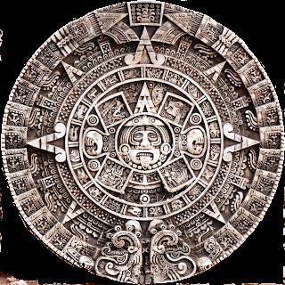 Mayan Doomsday Calendar flip