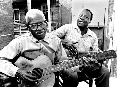 Furry Lewis and Bukka White