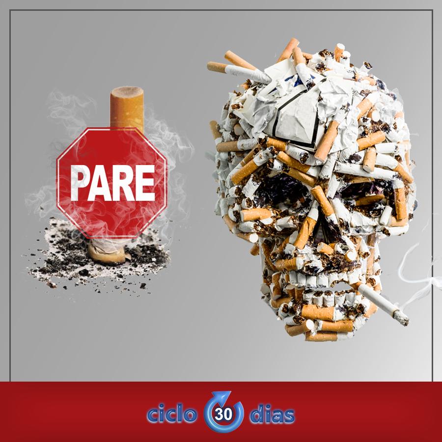 ALMANAQUE DO SERTÃO  VAI  TRAZER  O  TEMA  PARE  DE FUMAR  O PROBLEMA  É  SEU
