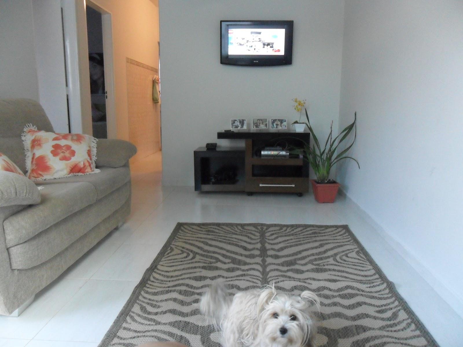 T decorando por jana cassis hoje a vez da casa da for Sofa para sala de tv