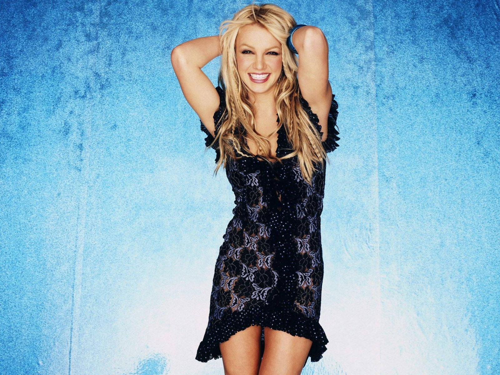 Nude wallpapers brittney spears #1