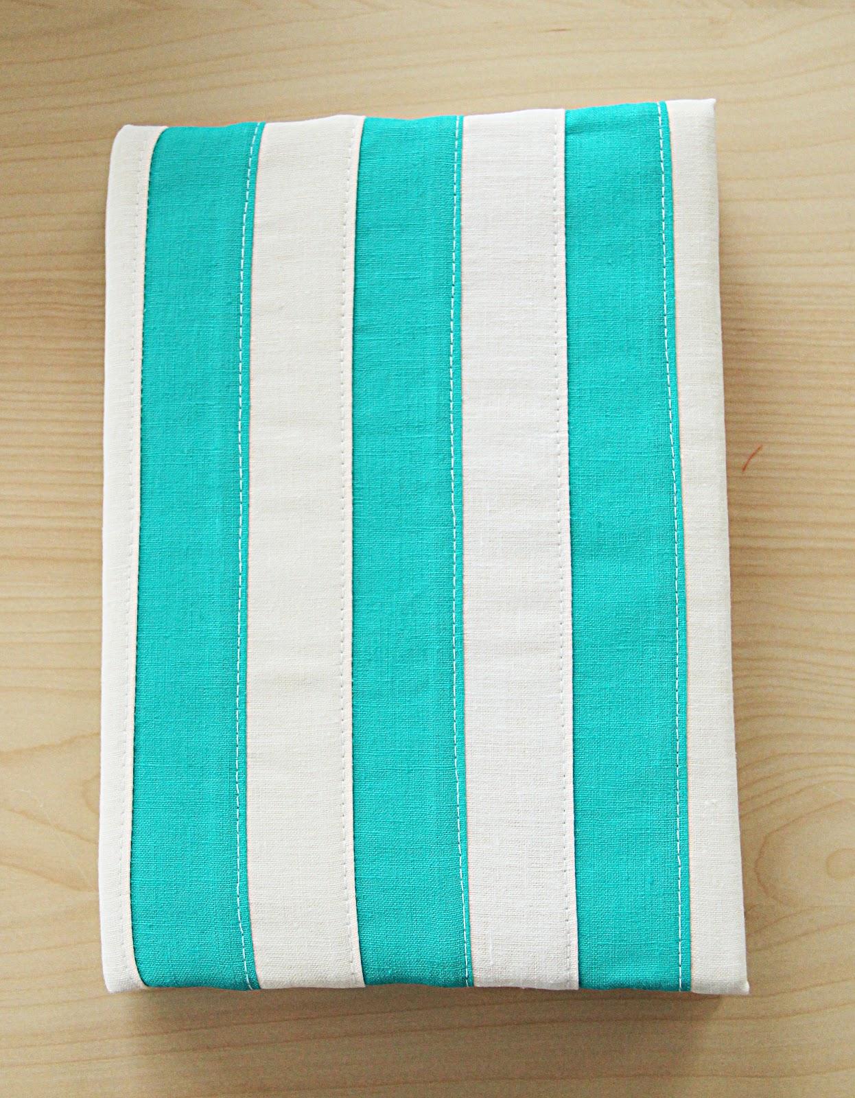 Fabric Book Cover With Zipper Tutorial ~ Zipper teeth plush hardcover sketchbook tutorial