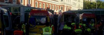 Accidente de metro en Madrid, reclamaciones por lesiones