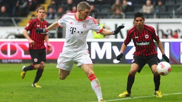 Bundesliga - Frankfurt v Bayern Munich