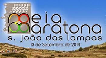 Meia Maratona de S. João das Lampas, 13 Setembro 2014