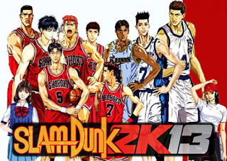 Slam Dunk 2K13 Soundtrack Mod