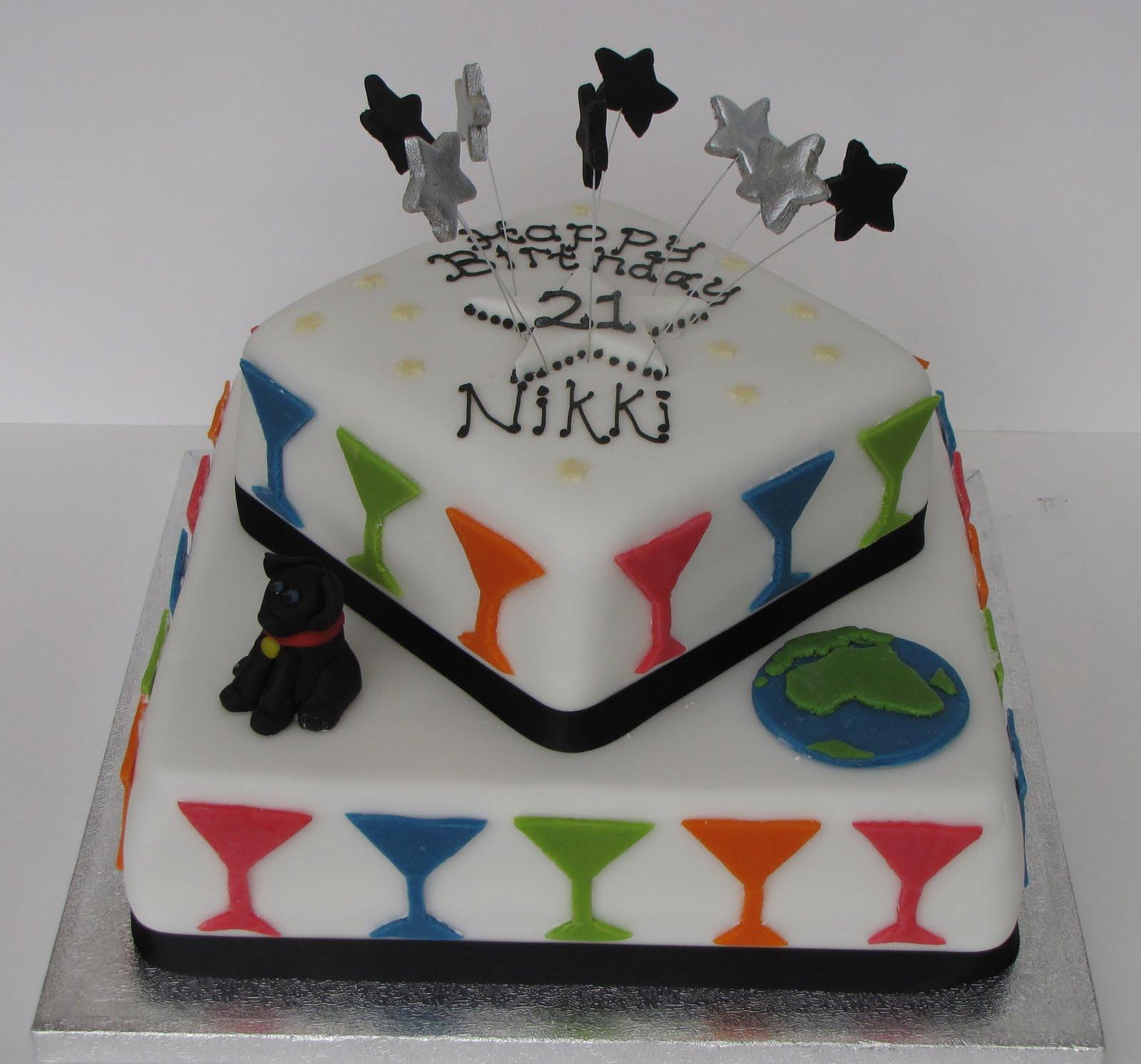 Claire Elizabeth Some More Birthday Cakes
