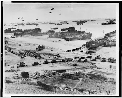 D Day Normandy landings Clip Art