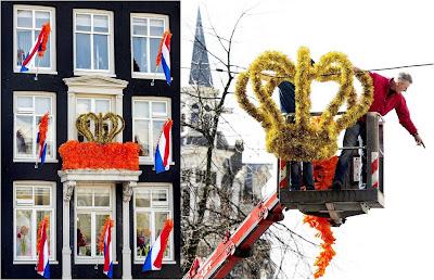 Coronación de Guillermo de Holanda