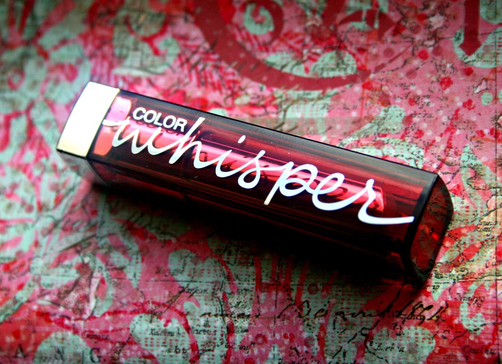 Makeup, Beauty and More: Maybelline Color Whisper Lipstick in Made ...