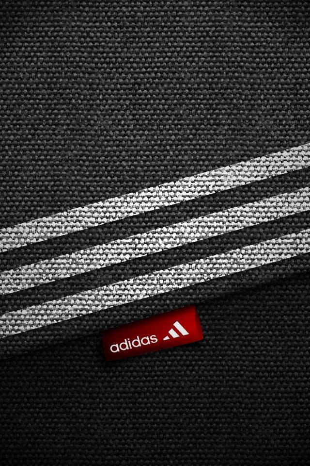 iPhone Retina Display Wallpapers: Adidas Retina Background Pictures