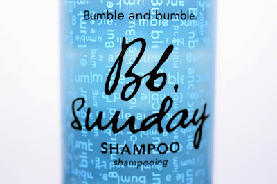 Shampoing du dimanche Bumble and Bumble