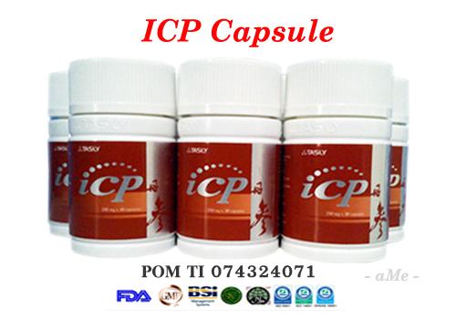 tasly ICP capsule, icp capsule, tasly ICP, khasiat tasly ICP, harga tasly ICP, jual Tasly ICP, beli tasly icp