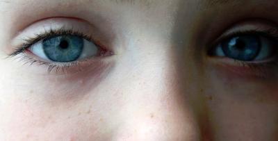 бирюзовые зеленые глаза