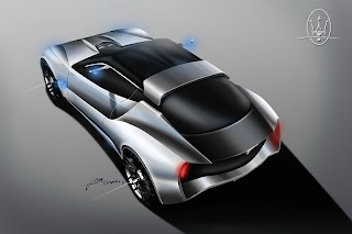 2011 Maserati GT Garbin Concept