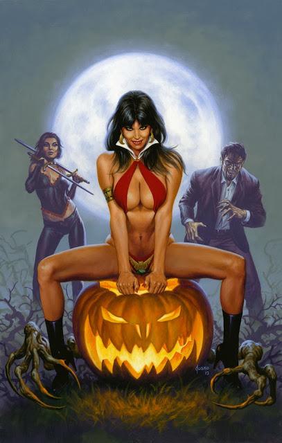 Vampirella Halloween