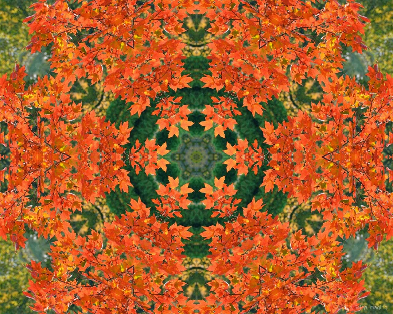 free background kaleidoscope