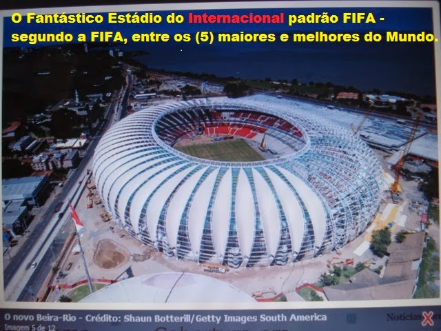 "NOVO ""GIGANTE da BEIRA-RIO"" - PARA SEMPRE - ESTÁDIO PRÓPRIO DO INTERNACIONAL"