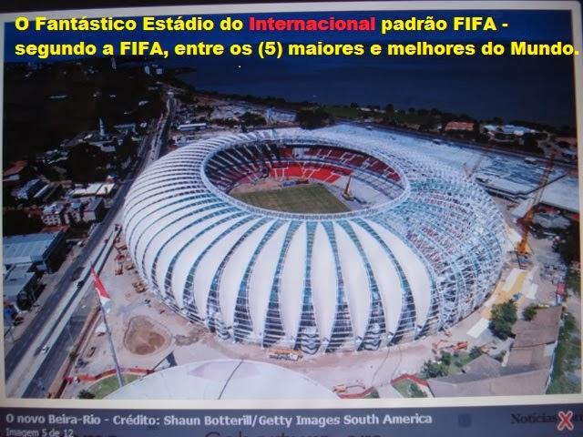 NOVO BEIRA-RIO PARA SEMPRE - ESTÁDIO PRÓPRIO DO INTERNACIONAL