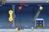 Jetpack Joyride Wipeout